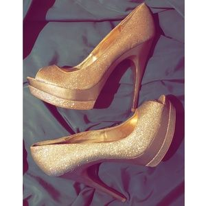 Spark Heels from Bakers